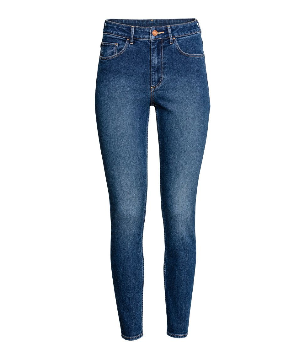 209455aad7 Skinny High Ankle Jeans