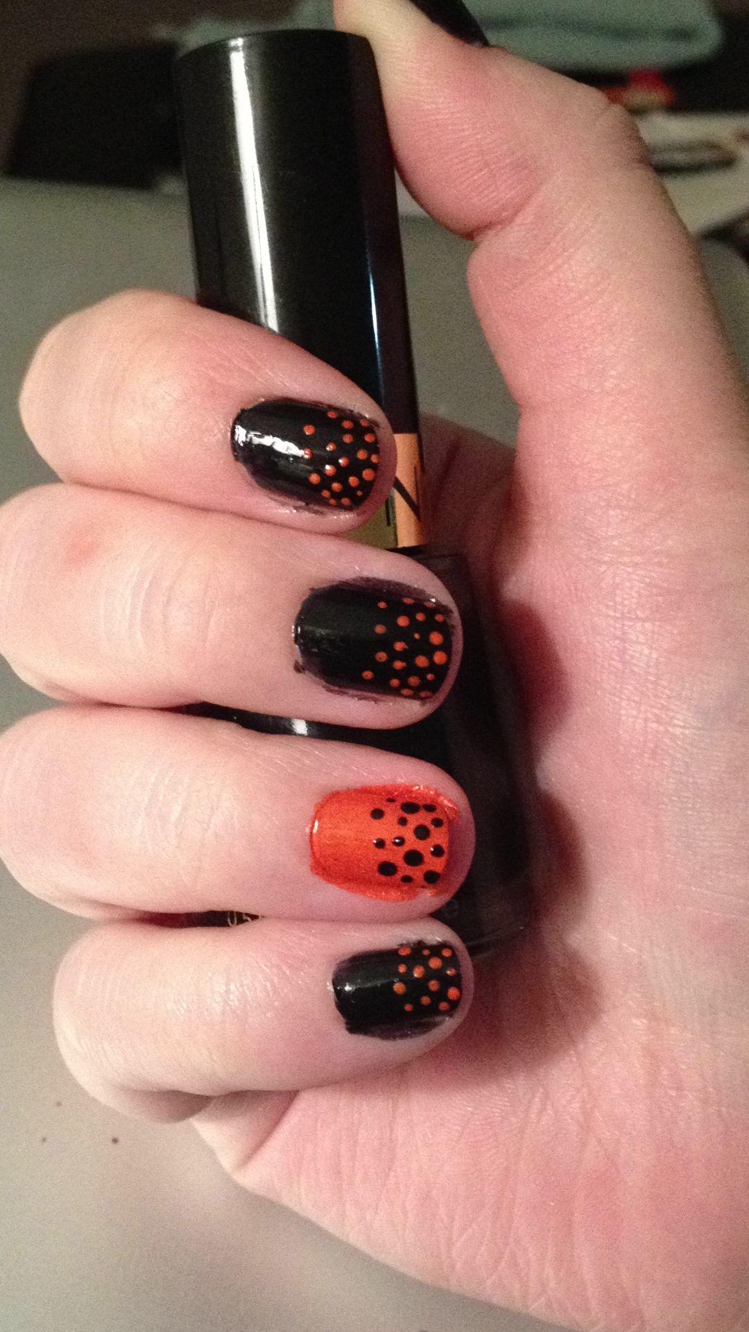 Halloween Nails !! | Halloween nails, Nails, Pretty nails