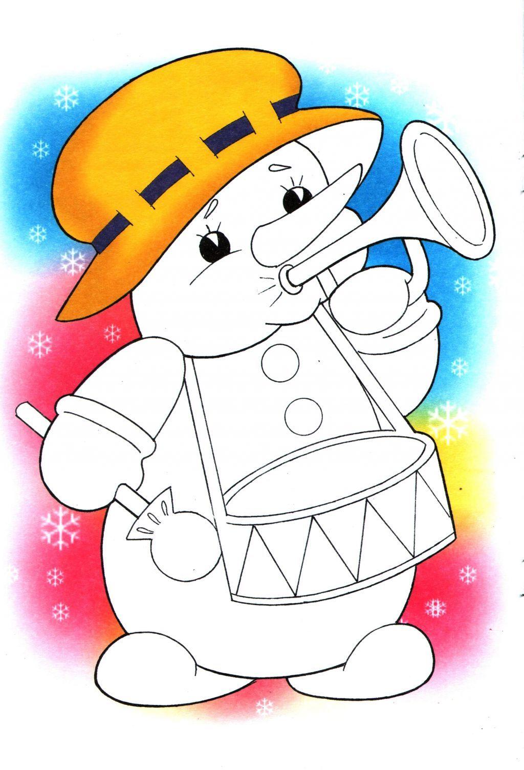 Muzikale Sneeuwpop Felt Quiet Books Activities For Kids Games For Kids