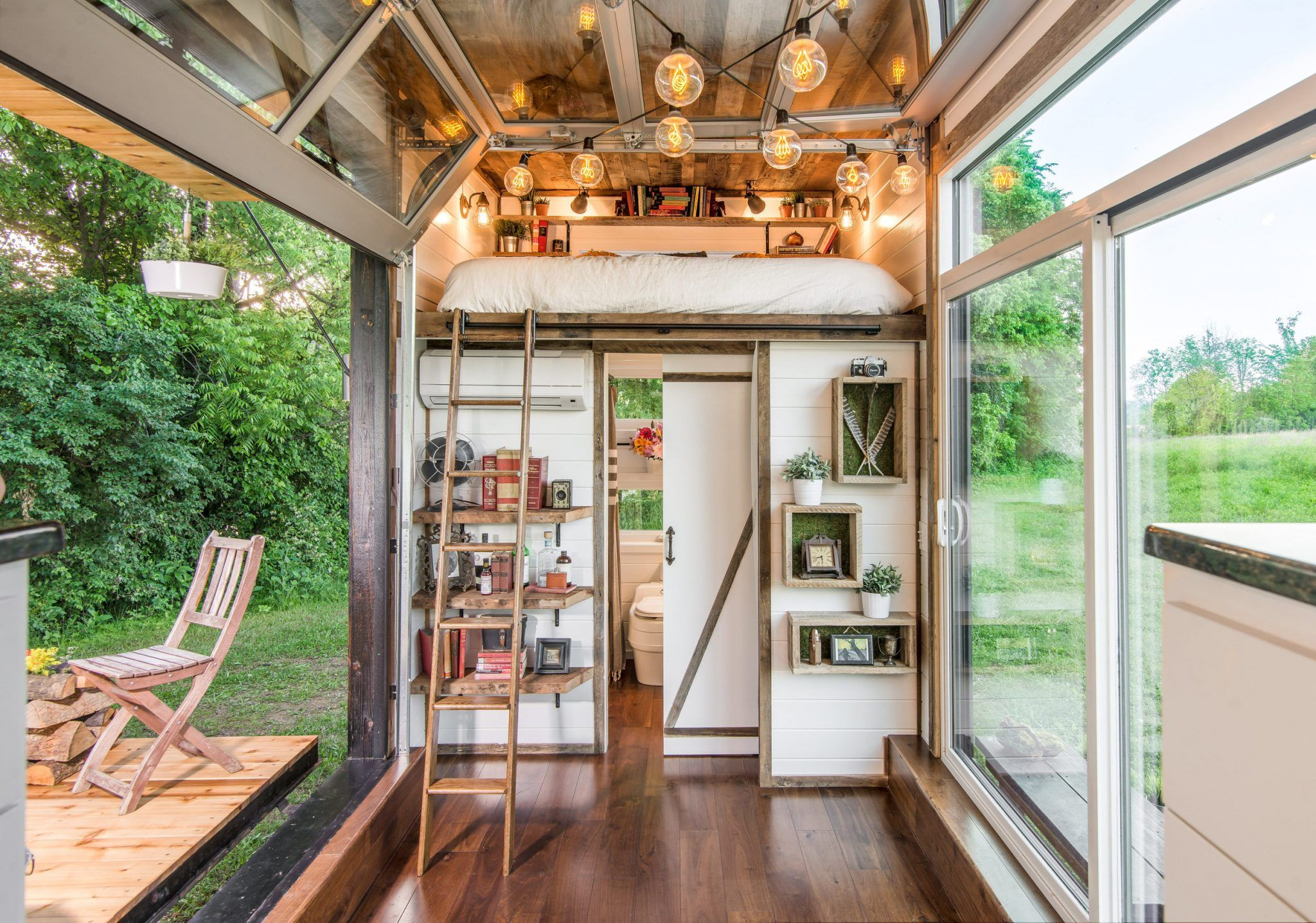 Tiny homes in canada and beyond