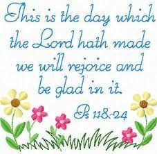 Thankful for each new day words pinterest new day thankful my favorite bible verse m4hsunfo Images