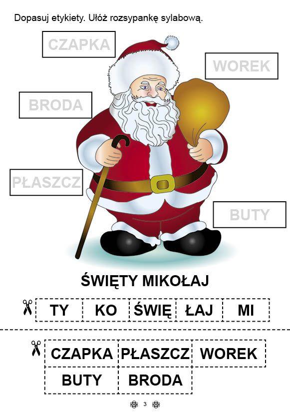 Znalezione Obrazy Dla Zapytania Niepelnosprawnosc Karta Pracy Helping Kids Polish Language Alphabet Activities