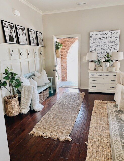 Photo of Simple And Fresh Spring Home Tour — She Gave It A Go