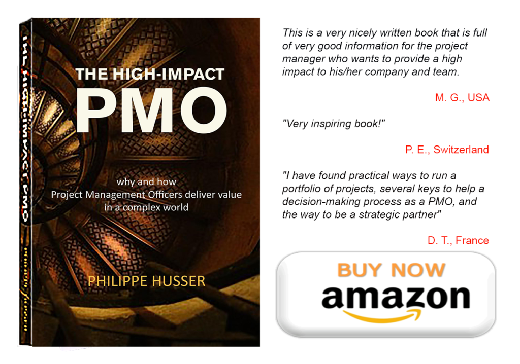 High Impact Pmo Agile Project Management Project Management Management