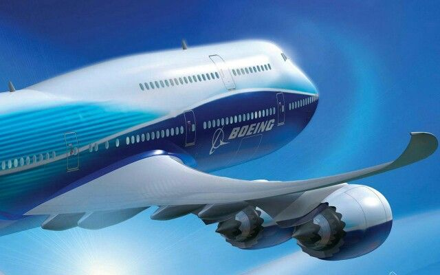 Virtual wind testing   Airplans   Aircraft, Boeing 747, Airplane