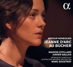 Prezzi e Sconti: #Giovanna d'arco (jeanne d'arc au bucher)  ad Euro 20.99 in #Alpha #Media musica classica lirica