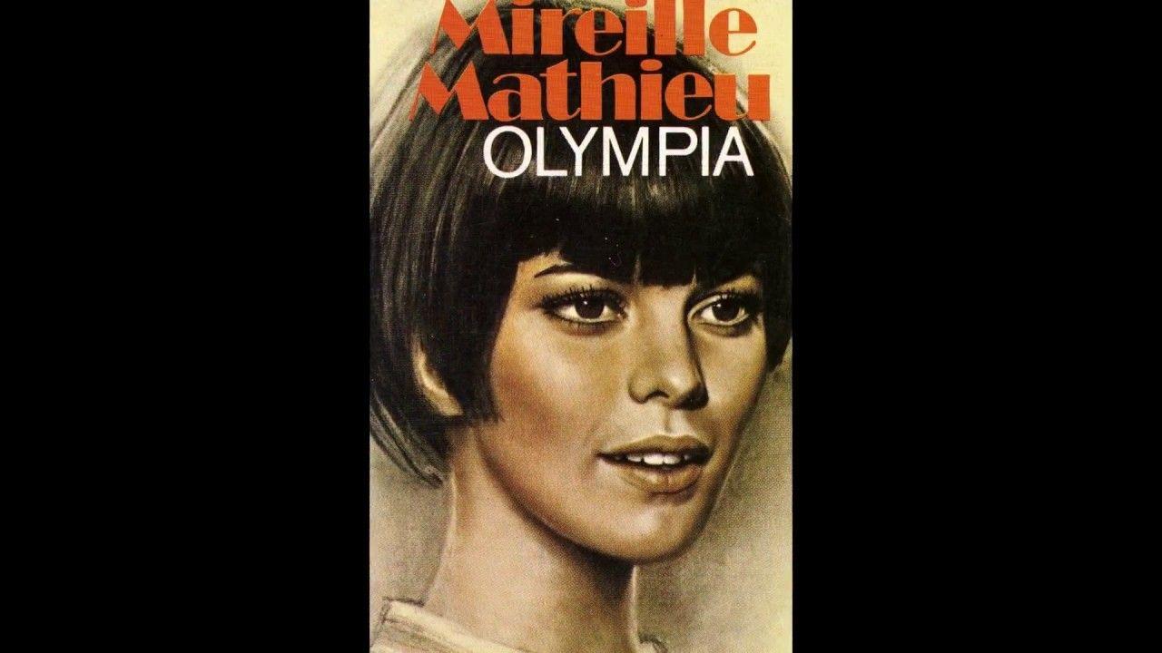 Sodankylä 21.8.2017. Kuvia Mireille Mathieu. LP-levyjen kansia jne. Requiem