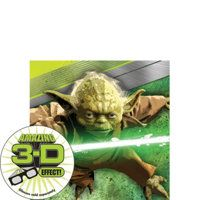 16 ct Star Wars Party Supplies - Star Wars Birthday - Party City $1.84