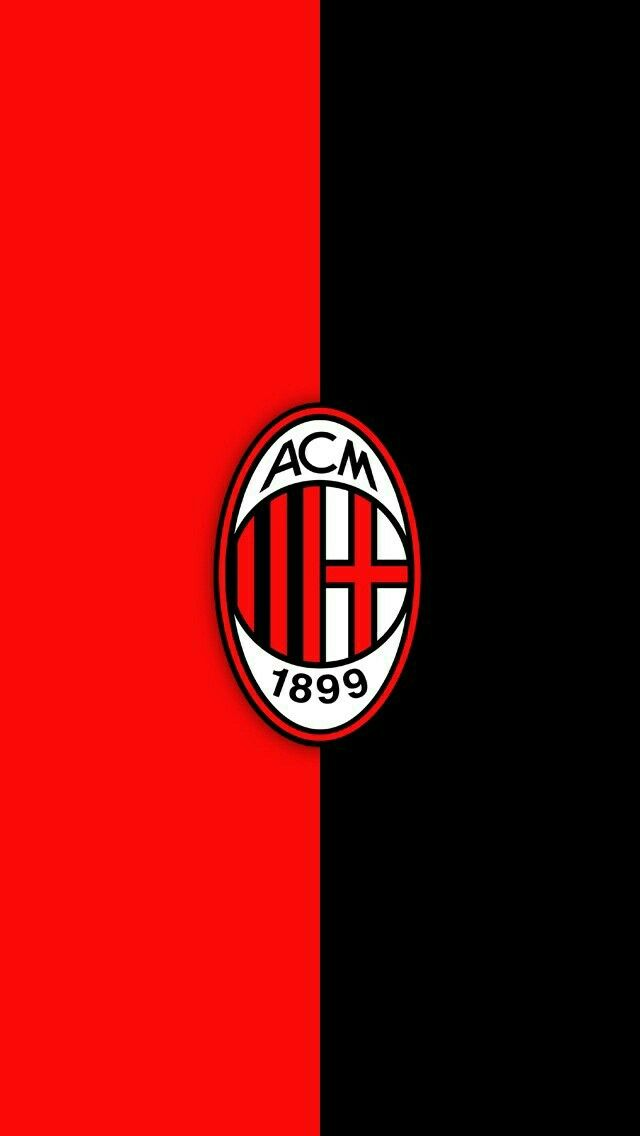 Ac Milan Wallpaper Kertas Dinding Sepak Bola Olahraga