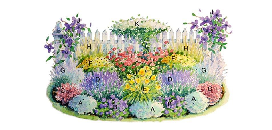 enjoy easy-care perennials flowers