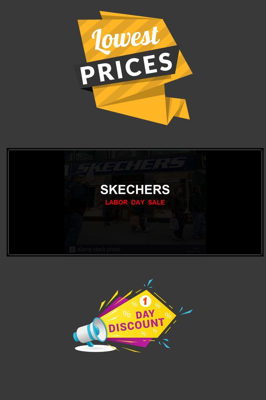 skechers labor day sale