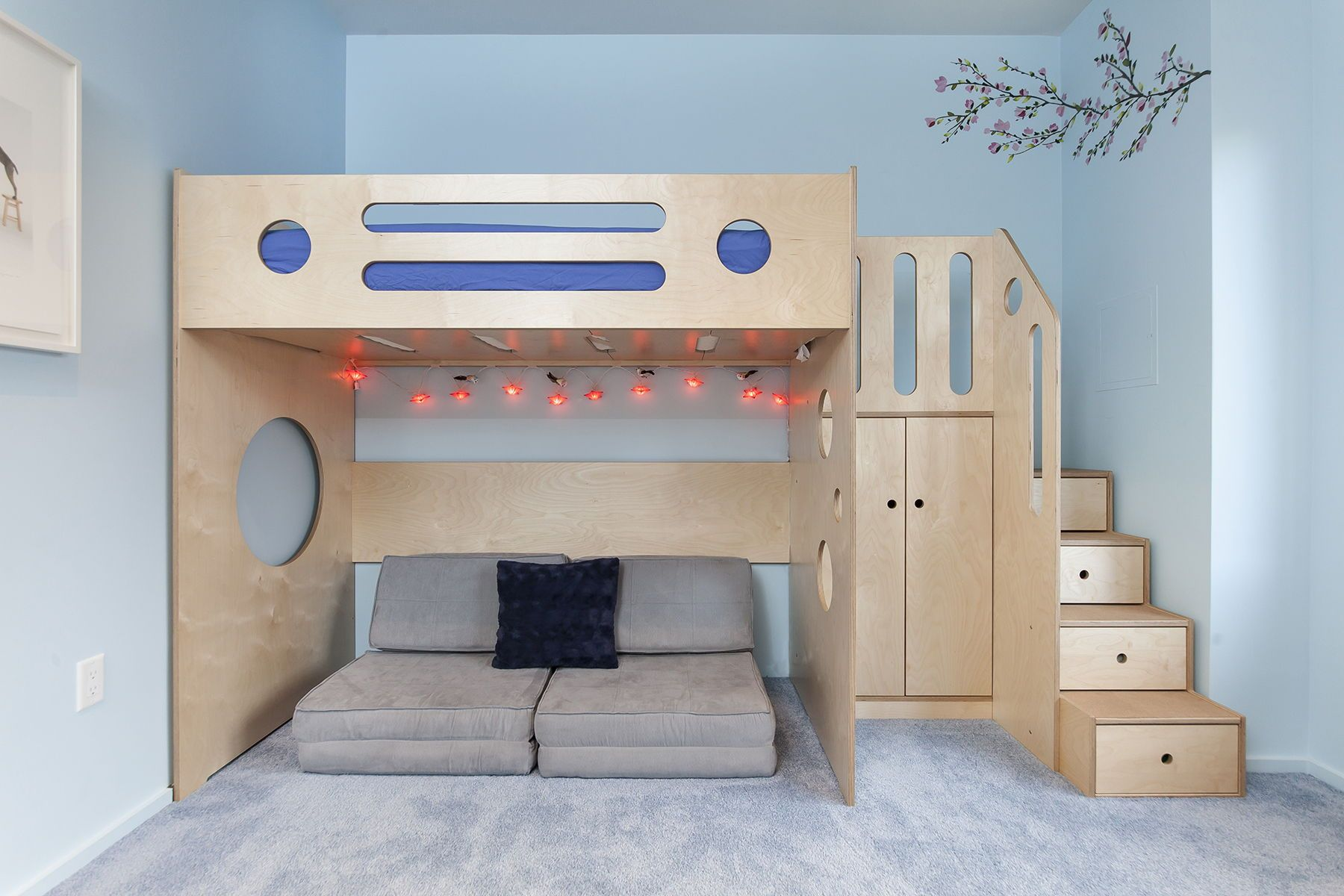 Cabina Bunk Bed With Images Loft Bed Room Bunk Beds With Stairs