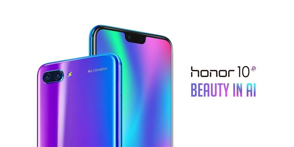 Review Huawei Honor 10 Global Version 5 84 Inch Phablet Huawei Dual Sim