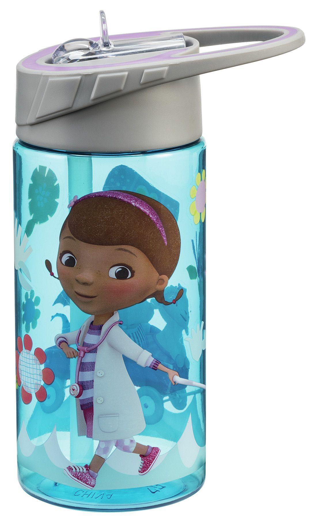 Disney Jr. Doc McStuffins 14 oz. Water Bottle   Products   Pinterest ...
