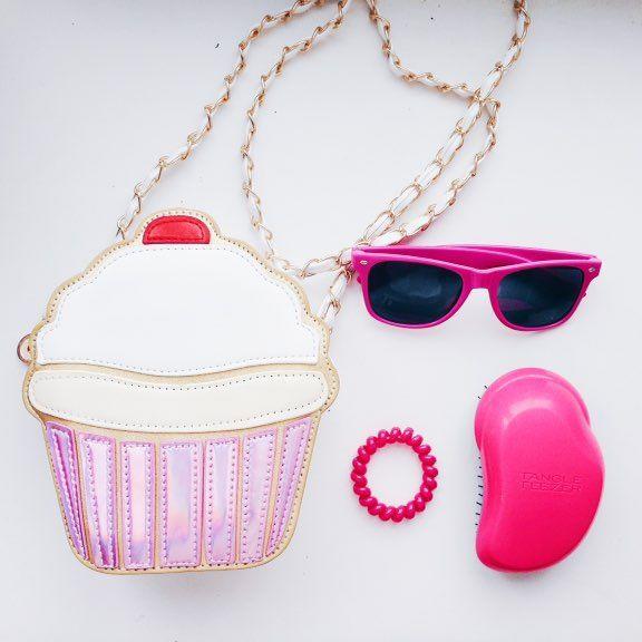 US $6.78 - 6.98 -- Woman Ice Cream Pattern Crossbody Bag Small Shoulder Bags PU Fashion Handbags aliexpress.com
