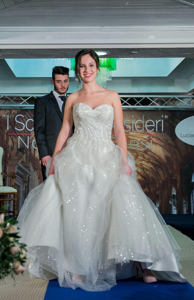 7a8684966fdb Le spose di sartoria Rosita venus bridal Www.sartoriarosita.com Abiti da  cerimonia realizzati su misura