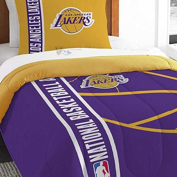Los Angeles Lakers Twin Comforter Set 1NBA862010013RET