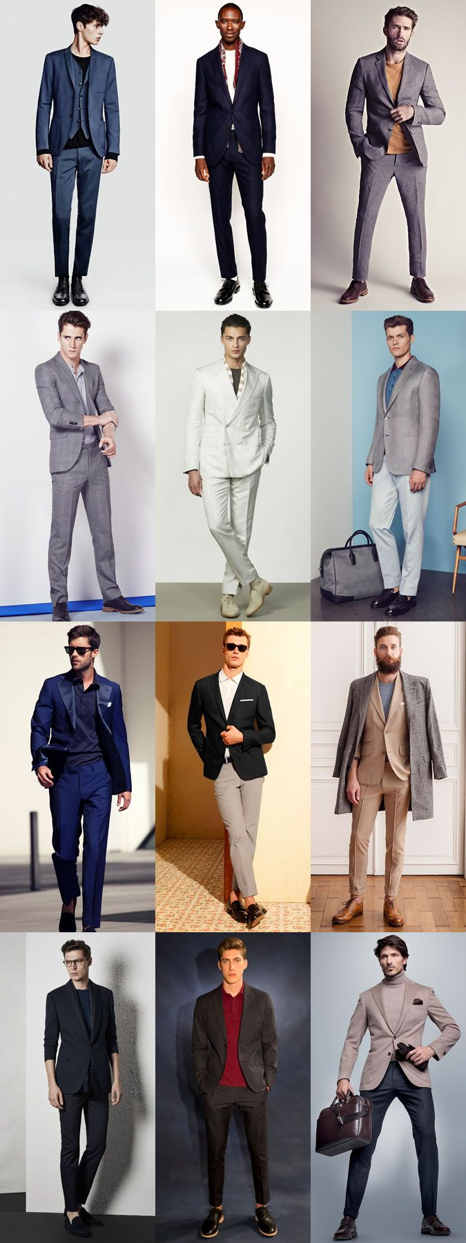 Men s Style Guide  No Tie and No Shirt but T-shirt or Polo Lookbook  Inspiration d9e2a344511