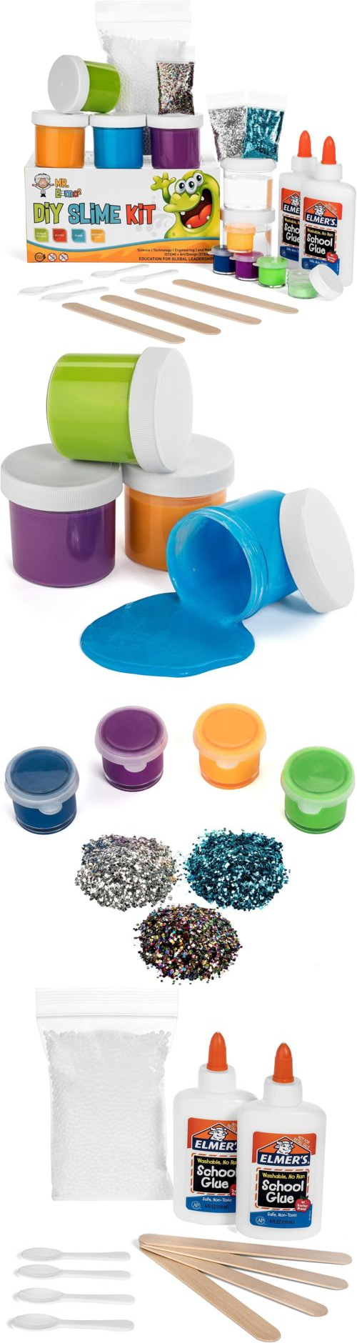 Other kids crafts 28145 homemade slime kit how to make slime other kids crafts 28145 homemade slime kit how to make slime putty ccuart Image collections