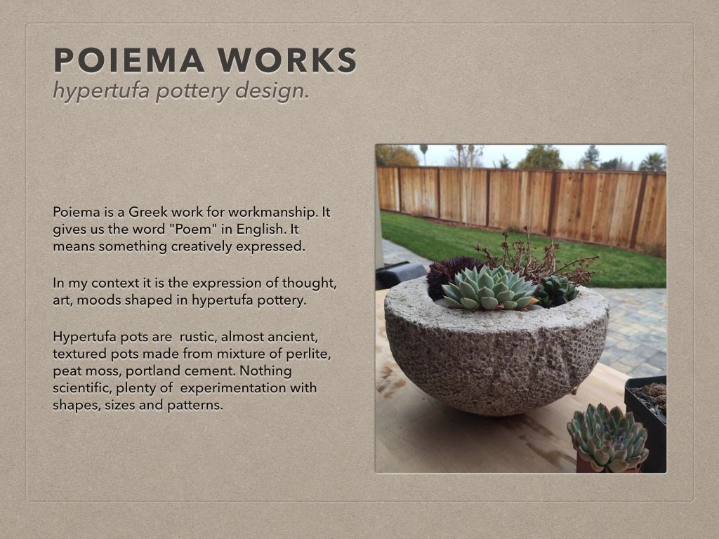 What is Poiema Pottery Works