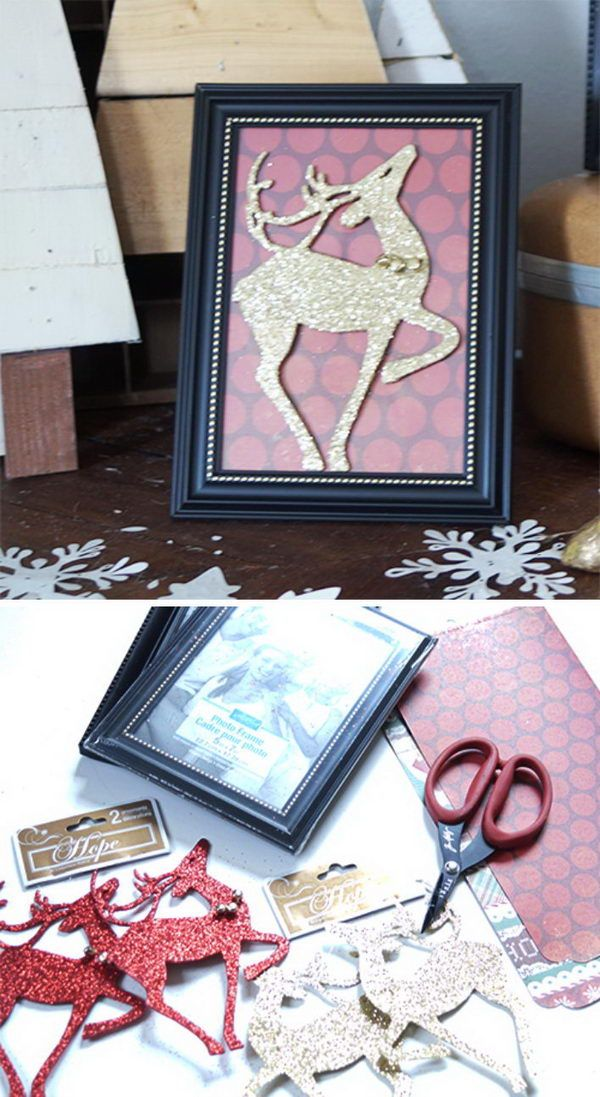 30 Dollar Store Christmas Ideas #dollarstorechristmascrafts