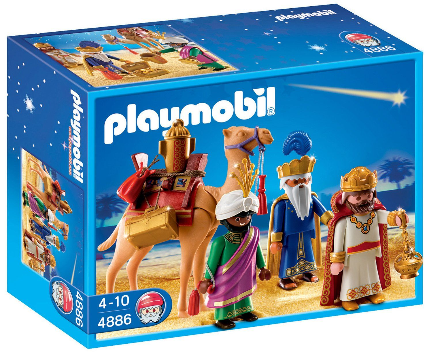 Playmobil Three Wise Kings Amazon Ca Jeux Et Jouets Playmobil Three Wise Men Catholic Family