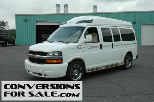 2014 Chevrolet Express 1500 Sherrod Conversion Van