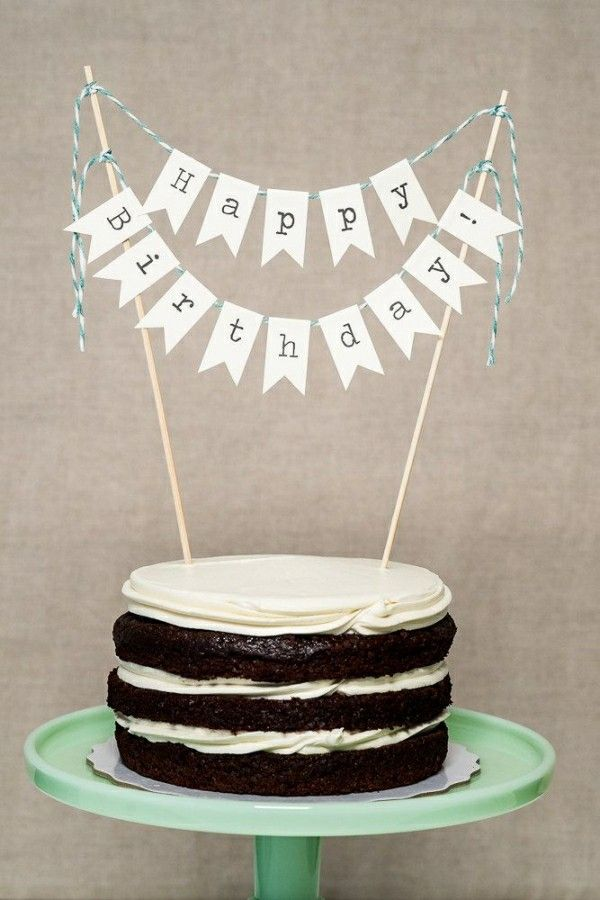 Photo of Checklist of the selection of suitable recipe ideas for birthday cakes