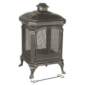 Superb Home Hardware   FOYER EXTERIEUR FONTE 44X25. Home HardwareOutdoor  FireplacesOutdoor ...