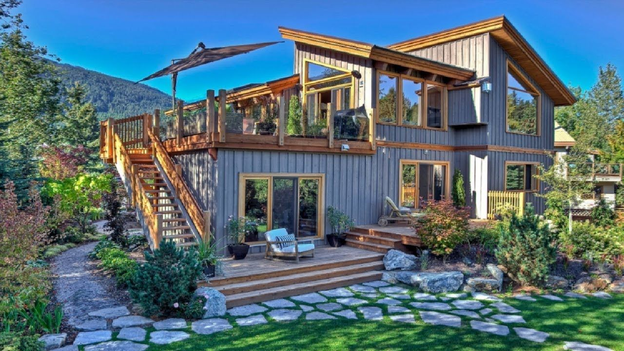 40 Beautiful Wood House Interior and Exterior Design Ideas | House ...