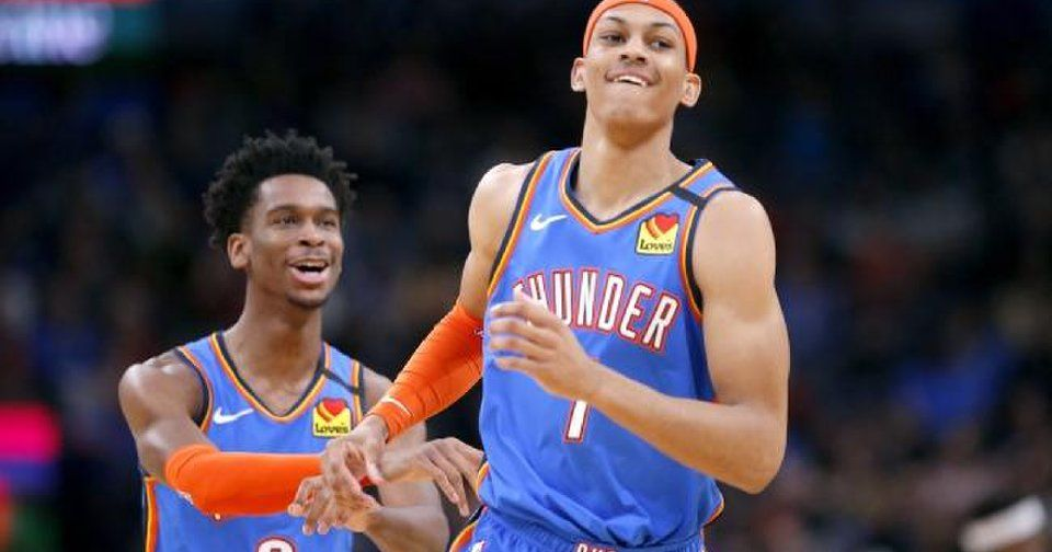 Thunder Numbers Explain Why Okc Has Second Best Mark Since Thanksgiving Article Photos In 2020 Second Best Nfl Calendar Thunder