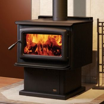 The Pacific Energy Summit Wood Stove Large Wood Stove Is Crafted