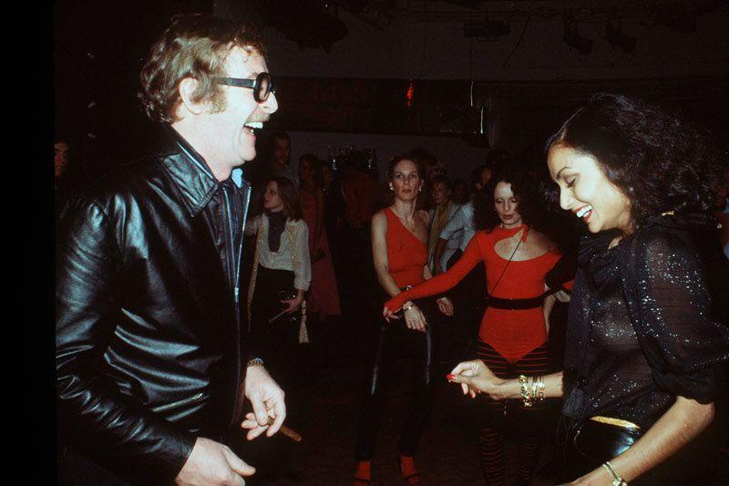 La fiesta no termina en Studio 54    Michael Caine    FOTOGRAFÍA: GETTY IMAGES