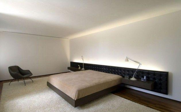 indirekte beleuchtung ideen schlafzimmer geräumig teppich - schlafzimmer teppich