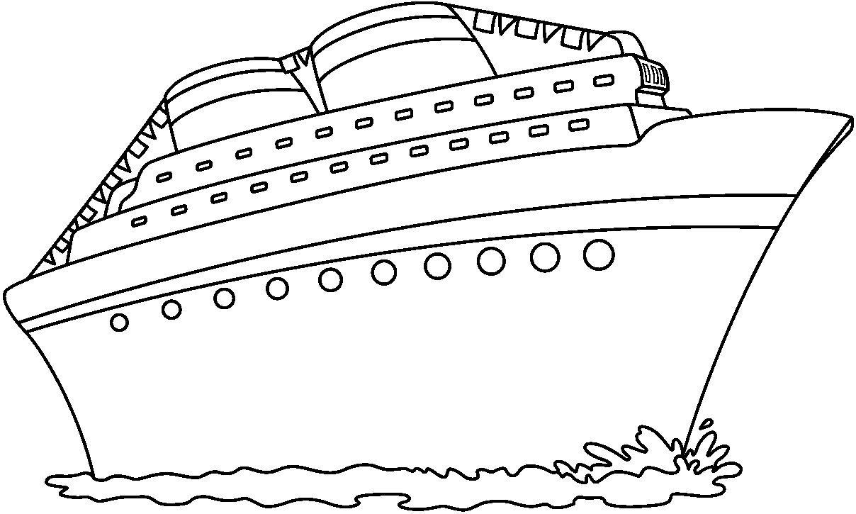 Dibujos para colorear Medios de Transporte (acuáticos) Take a look ...