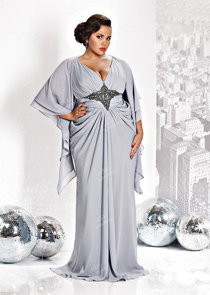 awesome collection of agrecian style dresses for plus size women