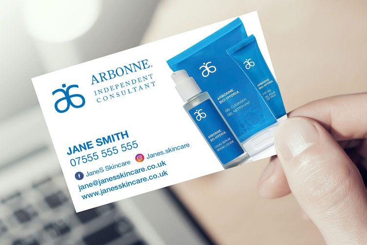 Arbonne Business Cards Uk Arbonne Business Cards Business Cards Uk Arbonne Business