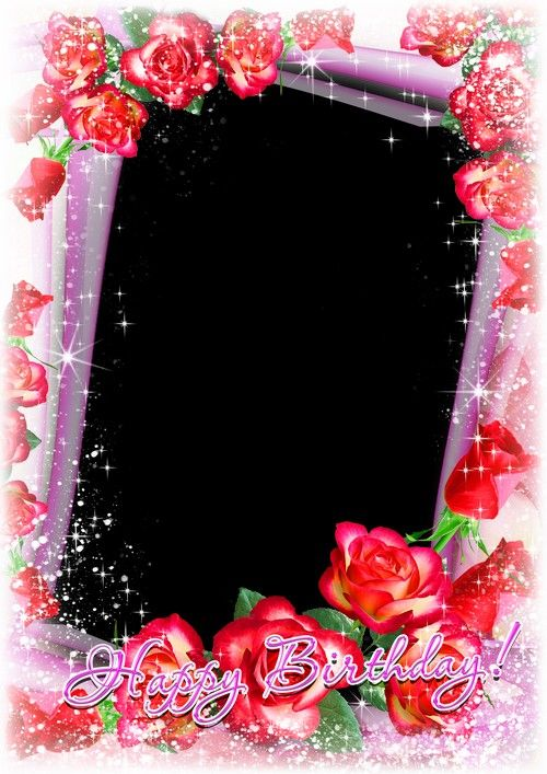 Birthday Photo Frames For Photoshop Free Download Mgp Animation