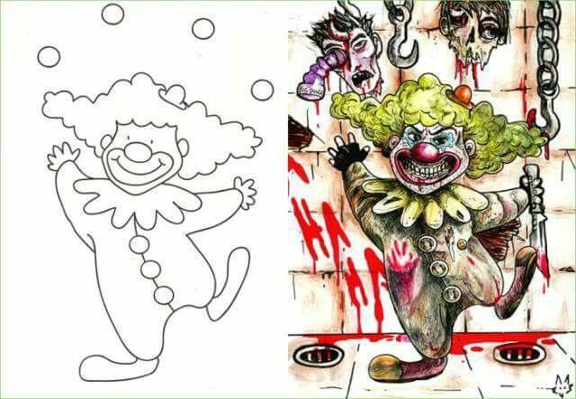 Pin de Rick Smith en creepy cool | Pinterest