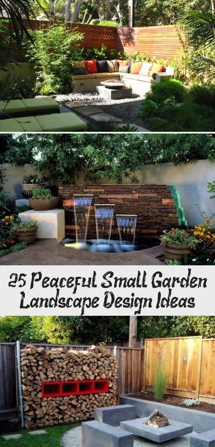 Hey All You Nature Lovers Greetings Of The New Year Let S Plan Something New In This New Small Garden Landscape Design Small Garden Landscape Small Garden