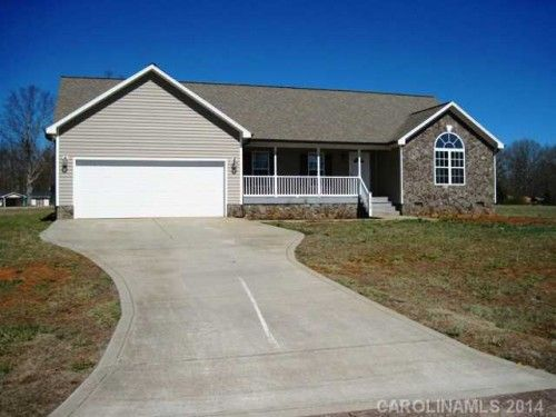 3 Bedroom Home for Sale in Lincolnton NC 3 bedroom home for sale