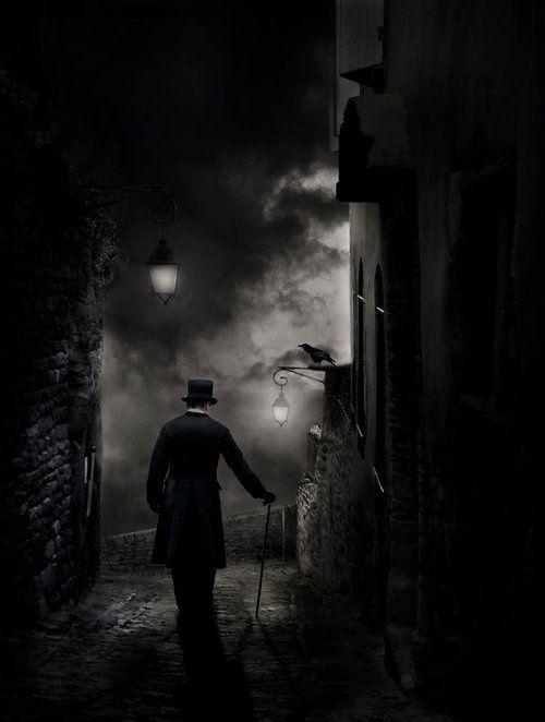 Resultado de imagen de calle solitaria arte