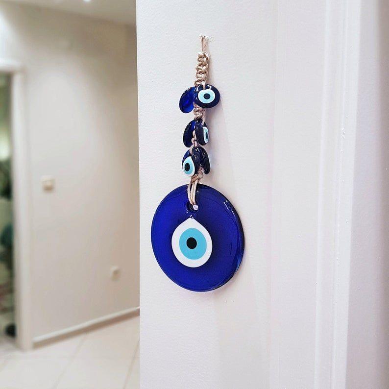 #evileye #evileyes #evileyewallhanging #wallhanging #evileyedecor #homedecoration #blueevileye #glassevileye #walldecor #evileyehomedecor #macramewallhanging #staysafe