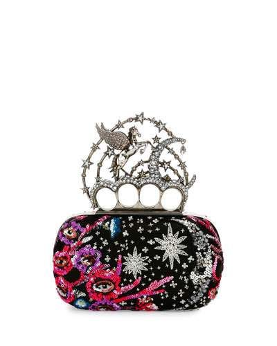 bf390003dfd3 Knuckle Unicorn Box Clutch Bag