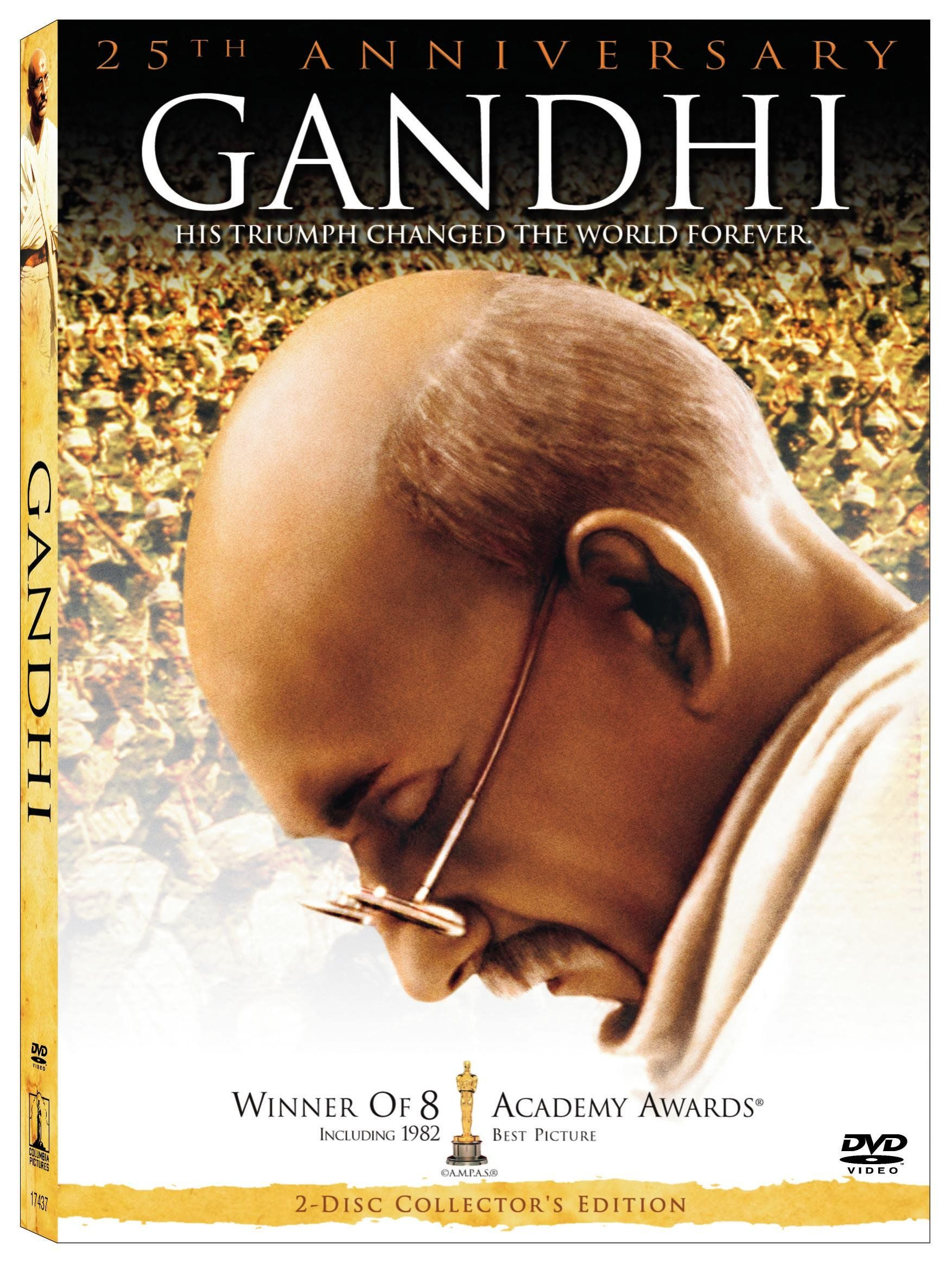 Sony Home Pictures Gandhi 25th Anniversary Collector's Edition