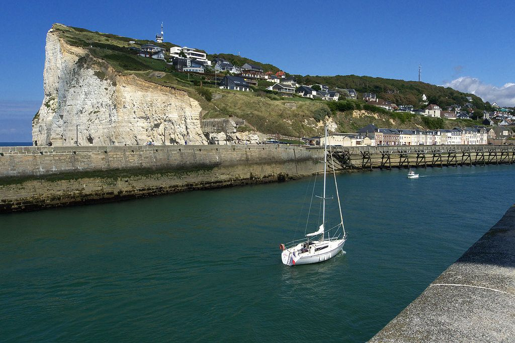 Haute Normandie voyage