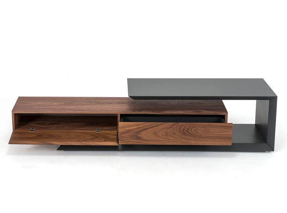 link modern tv stand by cattelan italia tv stands pinterest. Black Bedroom Furniture Sets. Home Design Ideas