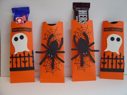 Halloween chocolate | Halloween Candy Bar Sliders