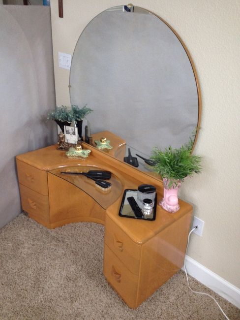 new concept ce5ba 5b17a art deco dressing table used to have this one, still have ...