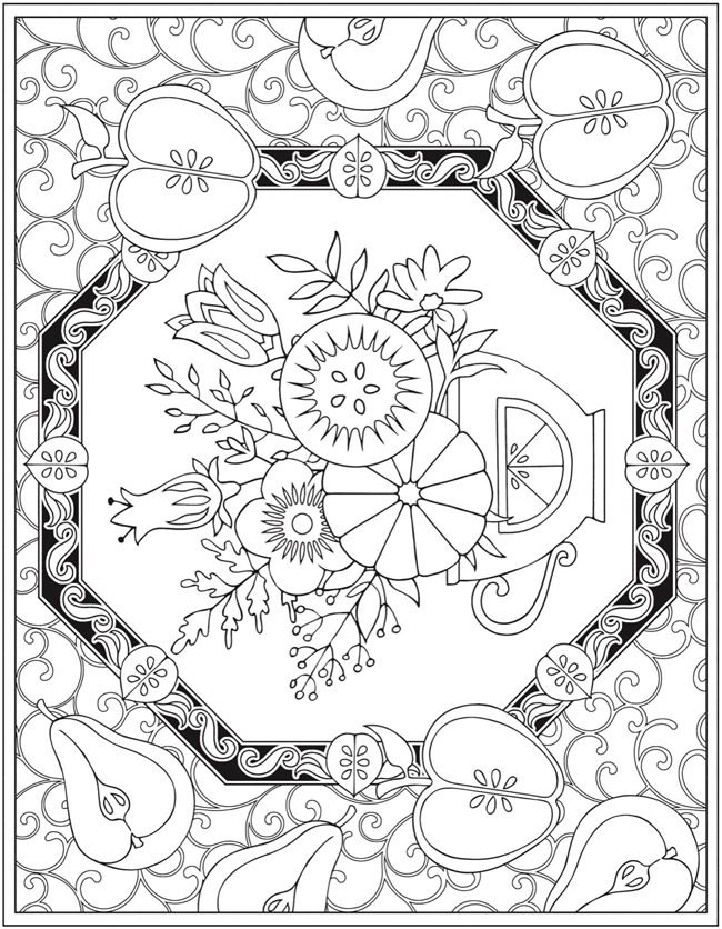 Welcome to Dover Publications-Creative Haven Farmer's